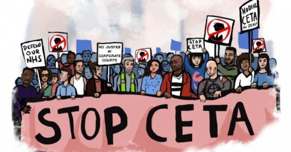 5 novembre #StopTTIP e #StopCETA