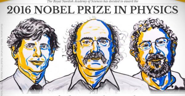 Più piccolo e più veloce, il mondo dei Nobel per la Fisica 2016: per fare cosa?