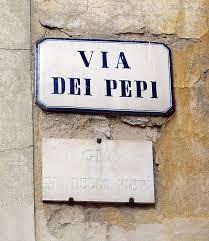 No alla vendita delle case del comune di via dei Pepi. Salviamo il centro storico