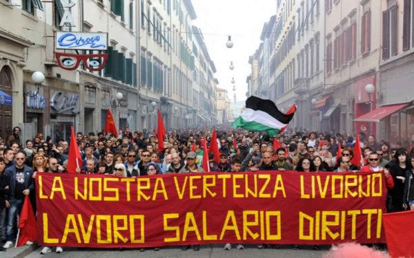 """Livorno, la trasformazione da città operaia ad """"area di crisi complessa"""""""