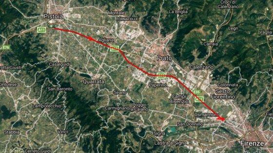 Terza corsia Pistoia-Firenze: tutti i limiti in sette punti
