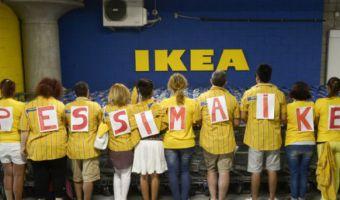 Come ikea smonta i diritti dei lavoratori anche a firenze for Ikea firenze