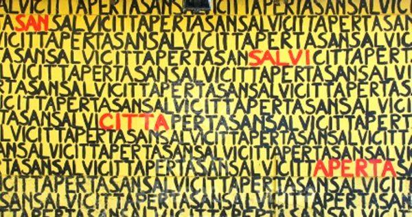 San Salvi è di tutti e non proprietà esclusiva dell'ASL