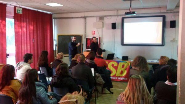 Se i sindacati ostacolano la libertà sindacale. L'assemblea territoriale scuola a Firenze