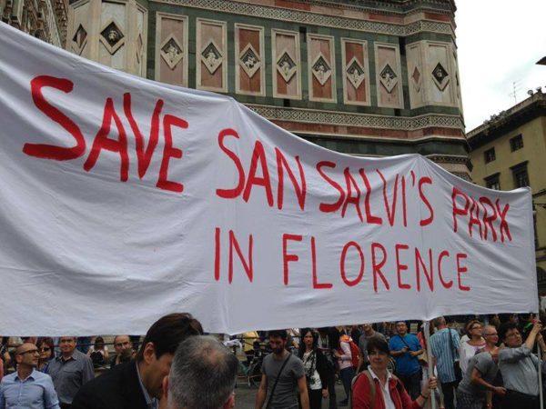 Le vere responsabilità del degrado di San Salvi a Firenze