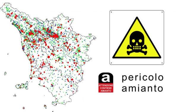 Toscana e amianto. L'Osservatorio nazionale fa il punto sulla contaminazione