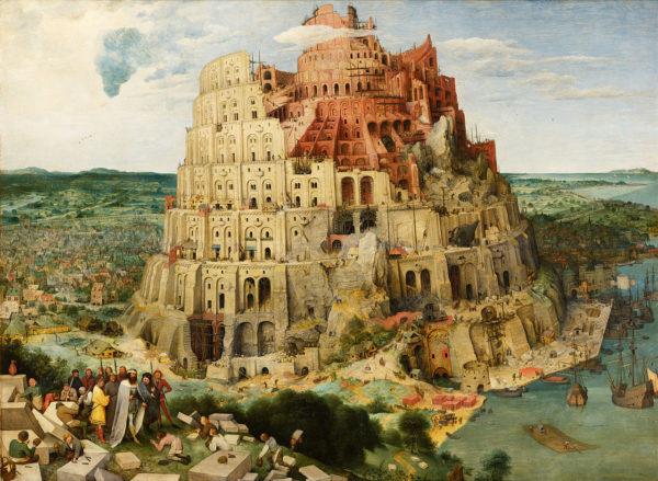 Babele e barbarie
