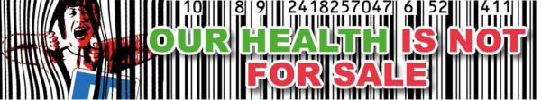 La salute non è in vendita: insieme per la salute in ogni paese in Europa - 7 aprile 2017