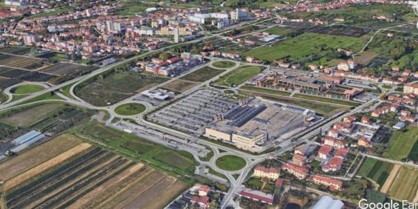 L'urbanistica contrattata dell'area ex Pallavicini a Pistoia