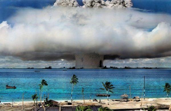 Onu contro il nucleare con l'Italia: che poi cambia verso e obbedisce alla Nato