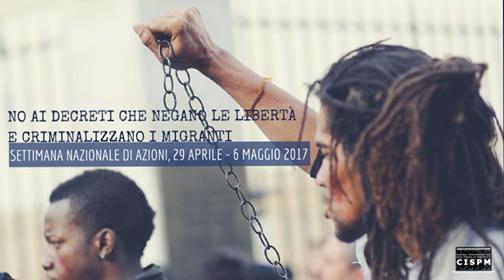 Richiedenti asilo e operatori sociali: due lotte contro il Decreto Minniti/Orlando