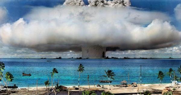 Smantellamento del regime di non proliferazione nucleare?