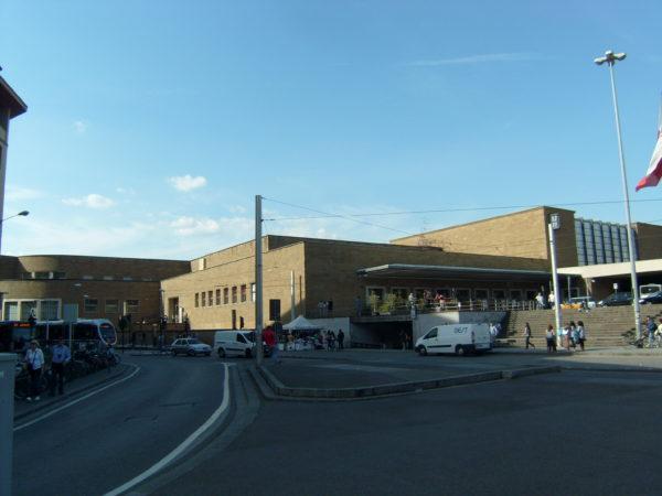 La stazione di Santa Maria Novella a Firenze: ieri e oggi