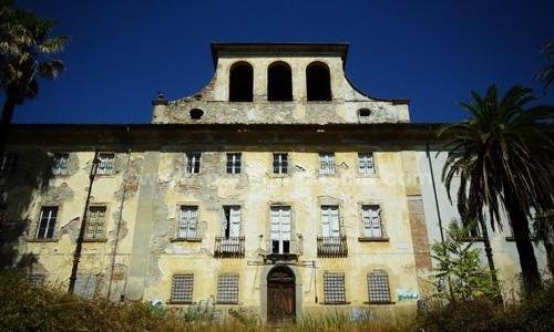 Le Ville Sbertoli a Pistoia: il sonno della ragione produce mostri