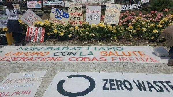 Inceneritore di Firenze: nuovo allarme per il particolato secondario