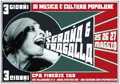 Sgrana & (Tra)Balla 2017 Tre giorni di Musica Popolare 25/26/27 Maggio 2017