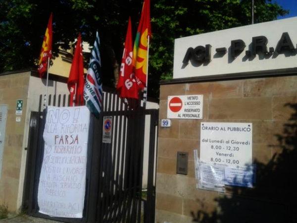 """La """"riforma farsa"""" dell'Aci. Il caso fiorentino"""