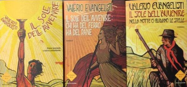 """La trilogia del """"Sol dell'Avvenire"""" di Valerio Evangelisti"""