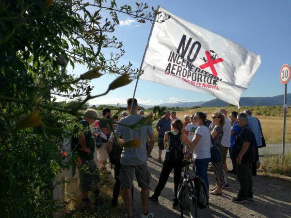 Toscana Aeroporti aggredisce la Piana, a difenderla solo gli abitanti
