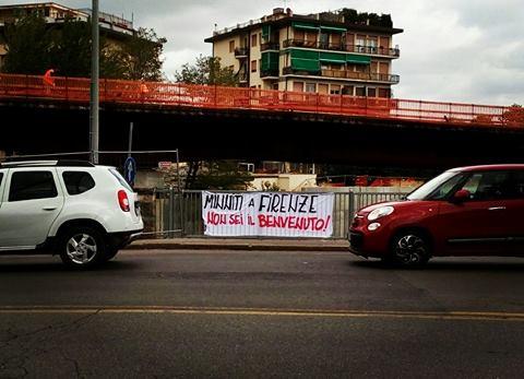 Minniti: Firenze ti schifa!