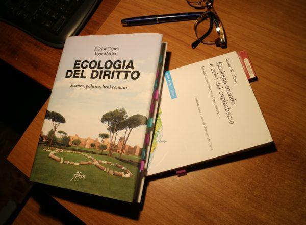 Ecologia del diritto. scienza, politica, beni comuni