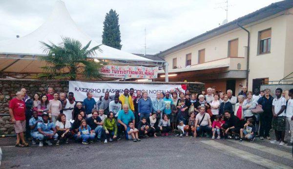 Vicofaro e Capostrada a Pistoia sono quartieri tranquilli, violente e illegali sono le provocazioni fasciste