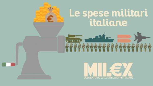 Le spese militari italiane spiegate in 4 minuti - Video