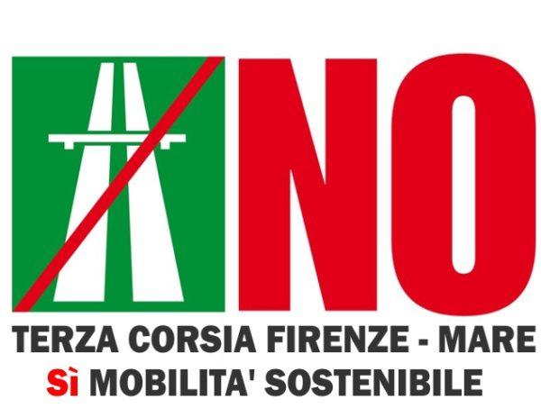 Firenze-Mare, lettera contro la terza corsia autostradale