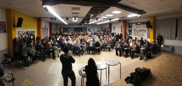 Potere al Popolo, anche a Firenze parte la raccolta delle firme. Prossimo appuntamento il 10 gennaio