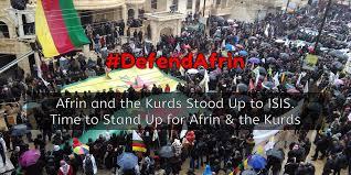 Contro l'attacco della Turchia al Rojava, sosteniamo il Kurdistan in lotta!