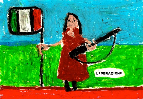 Il fascismo spiegato ai bambini(e ai presidenti di consiglio di quartiere)