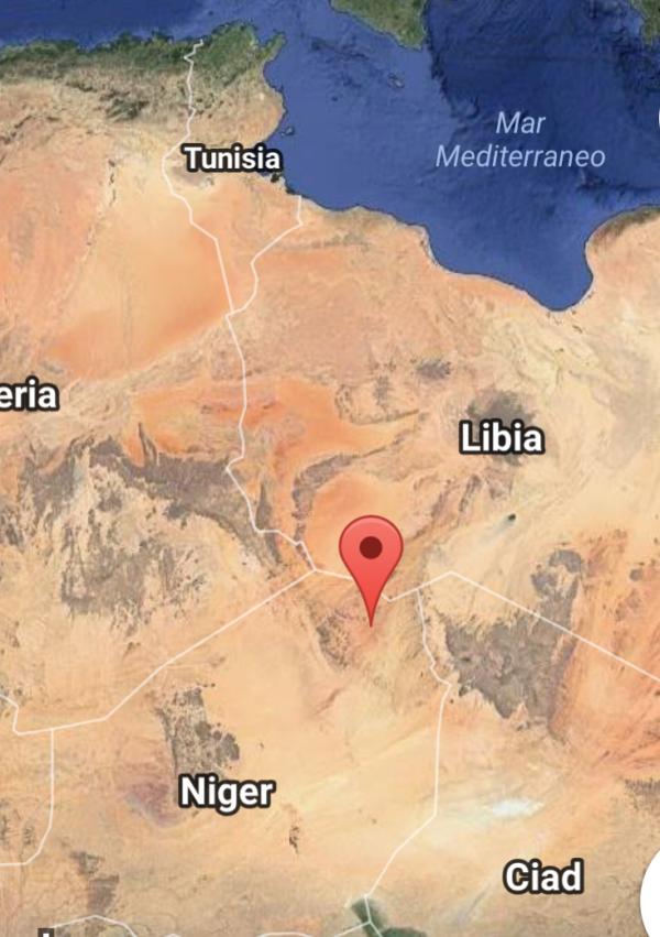 Morire nel deserto: la politica dell'immigrazione nell'era PD