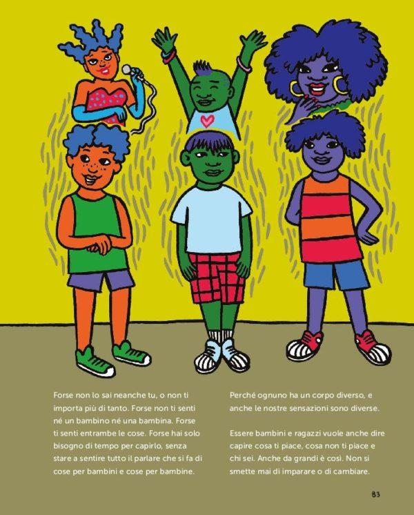Un libro per parlare di sesso (nel modo giusto) con i bambini