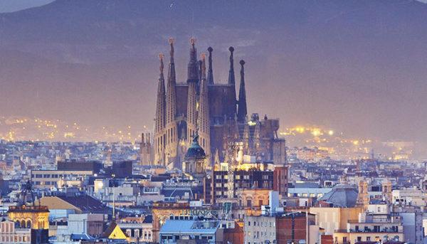 Barcellona città marca