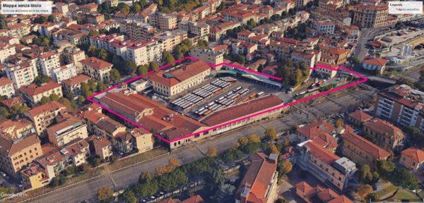 Contro la vendita del Deposito ATAF di Firenze