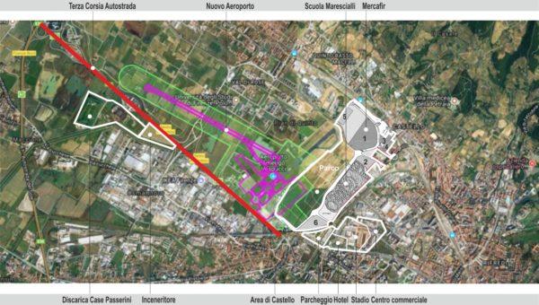 Castello e la Piana Fiorentina diventino laboratori di sperimentazione ambientale e civica