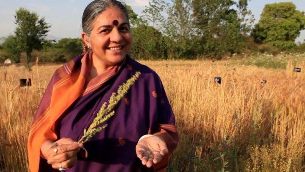 Vandana Shiva sulla Giornata della biodiversità