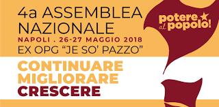 Tutte e tutti a Napoli per assemblea nazionale il 26-27 maggio
