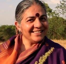 avatar for Vandana Shiva