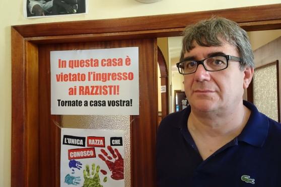 Vicofaro/Pistoia: resisteremo in difesa dell'umanità