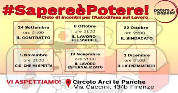 Corso di Autodifesa sul lavoro: a Firenze da ottobre a dicembre