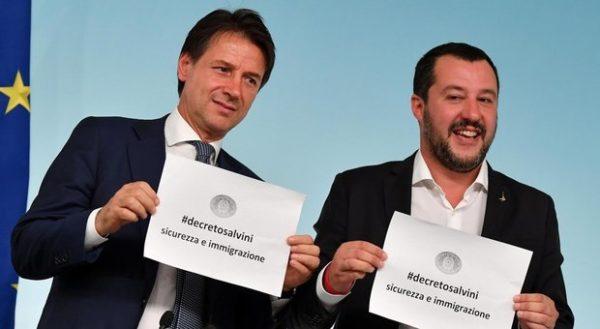 Decreto Salvini: come trasformare più di 100mila personein clandestini