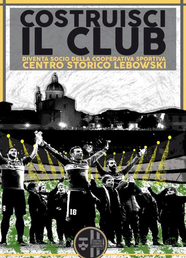 CS Lebowski, il più grande azionariato popolare calcistico in Italia
