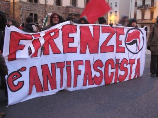 L'antifascismo non si processa - presidio il 24 ottobre a Firenze