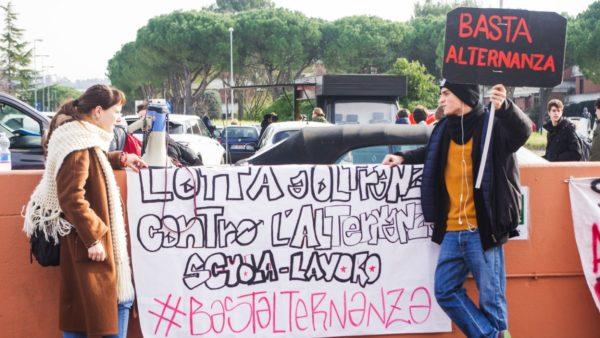 Campagna BastAlternanza: 30 novembre mobilitazione nazionale