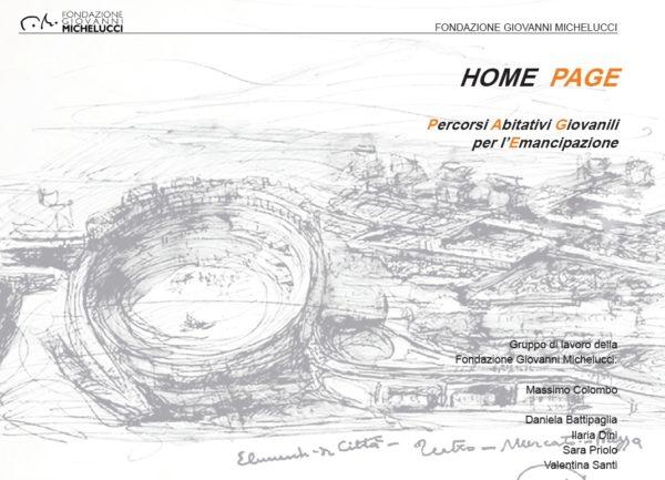 """""""Home Page"""", giovani, precari e senza casa. La ricerca della Fondazione Michelucci"""