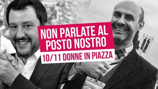 Spine nel fianco al governo omofobo: il 10 novembre in Piazza della Calza a Firenze
