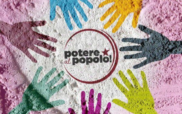 Verso le elezioni europee: la posizione di Potere al Popolo!