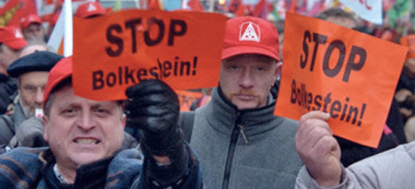 Allarme Direttiva Bolkestein: contro i Comuni sui servizi pubblici locali