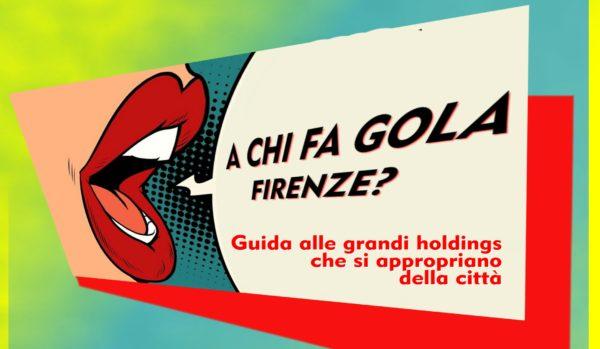 A chi fa gola Firenze? Guida alle grandi holdings che si appropriano della città: Cassa Depositi e Prestiti /1